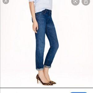 JCREW Vintage Straight Jeans Size 32 Regular
